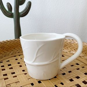 Starbucks Leaf Mug